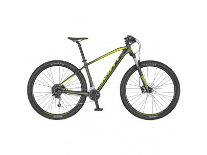 SCOTT ASPECT 730 DK.GREEN/YELLOW 2020