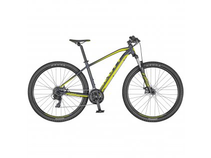 SCOTT ASPECT 770 DK.GREY/YELLOW 2020