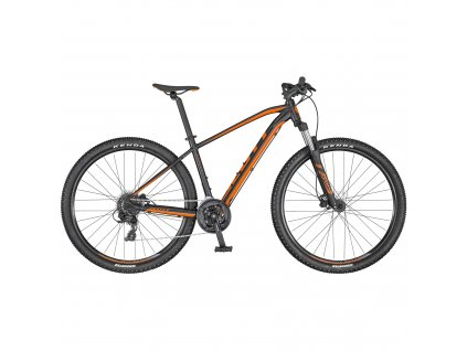 SCOTT ASPECT 760 BLACK/ORANGE 2020