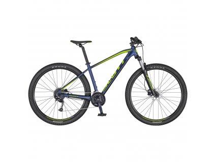 SCOTT ASPECT 750 DK.BLUE/GREEN 2020