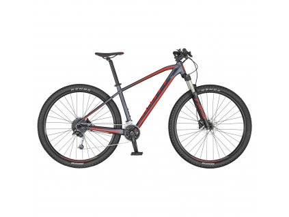 SCOTT ASPECT 740 DK.GREY/RED 2020