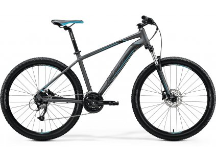 Merida BIG.SEVEN 40 Matt Dark Silver(Blue/Blk) 2020