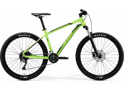 Merida BIG.SEVEN 200 Glossy Green(Black) 2020