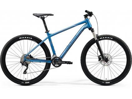 Merida BIG.SEVEN 300 Matt Light Blue(Glossy Blue/Silver) 2020