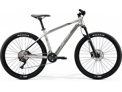 Merida BIG.SEVEN 500 Silk Titan(Silver/Black) 2020