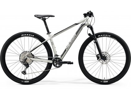 Merida BIG.SEVEN XT2 Matt Titan(Glossy Black) 2020
