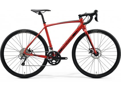 Merida  MISSION CX 300 SE Silk X'Mas Red(Black) 2020