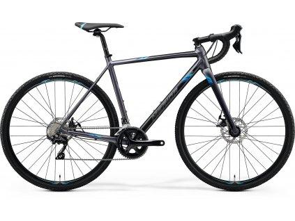 Merida MISSION CX 400 Matt Silver(Blue) 2020