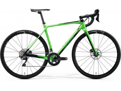Merida MISSION CX 7000 Glossy Flashy Green/Black 2020