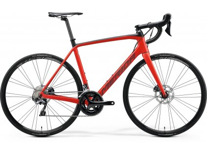 Merida SCULTURA DISC 5000 Silk Race Red/Black 2020