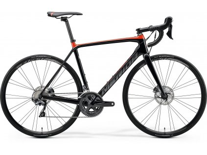 Merida SCULTURA DISC LIMITED Glossy Black(Red) 2020
