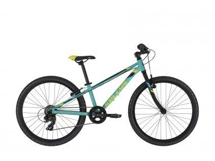 KELLYS Kiter 30 Turquoise 2020  Na skladové zásoby komponentů a doplňků slevy až 50%