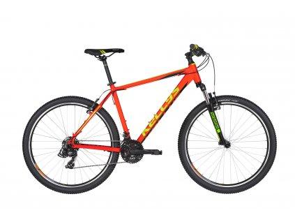 KELLYS Madman 10 Neon Orange 26 2020  Na skladové zásoby komponentů a doplňků slevy až 50%
