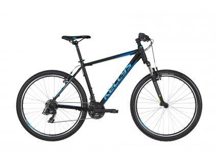 KELLYS Madman 10 Black Blue 27,5 2020  Na skladové zásoby komponentů a doplňků slevy až 50%