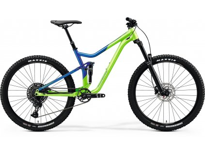 Merida ONE-FORTY 400 Light Green/Glossy Blue 2020