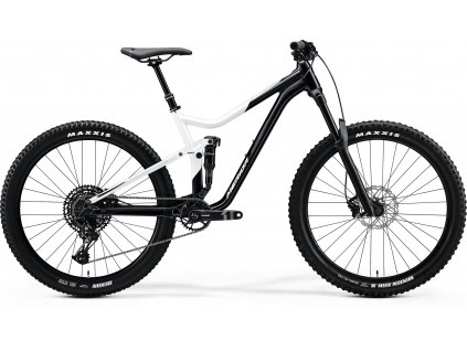 Merida ONE-FORTY 600 Metallic Black/White 2020