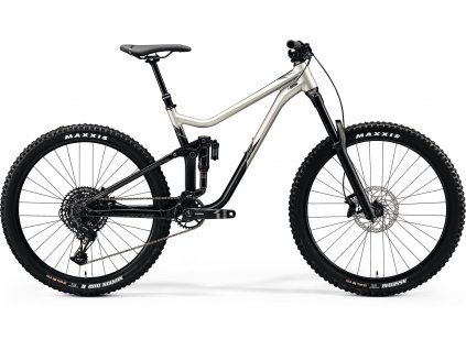 Merida ONE-SIXTY 400 Silk Titan/Black 2020