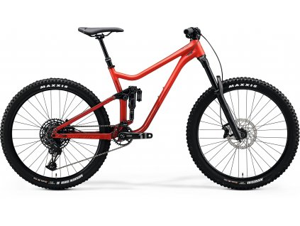 Merida ONE-SIXTY 400 Matt Red/Glossy X'Mas Red 2020