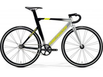 Merida REACTO TRACK 500 Silver/Metallic Black(yellow)  2020