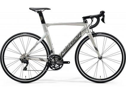 Merida REACTO 400 Silk Titan/Dark Silver 2020