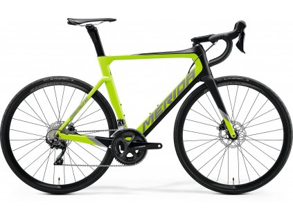 Merida REACTO DISC 4000 Silk Black/Glossy Green 2020