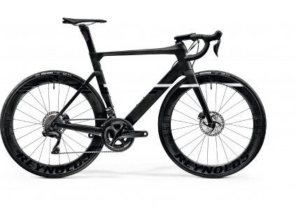 Merida REACTO DISC LTD Matt/Shiny Black(White) 2020