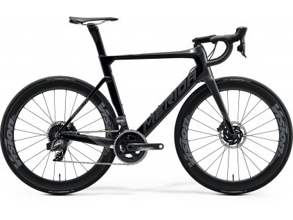 Merida REACTO DISC FORCE EDITION Glossy Black/Gilttery Silver 2020