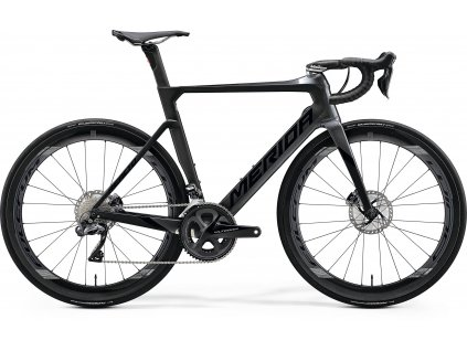 Merida REACTO DISC 8000-E Glossy Anthracite/Silk Black 2020