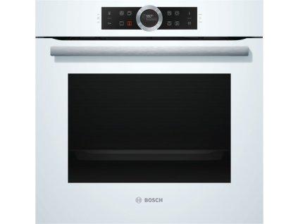 Bosch HBG6750W1 Pečící trouba  Pro registrované zákazníky zajímavé bonusy, akce a to i na jiné značky naší nabídky modelů 2020