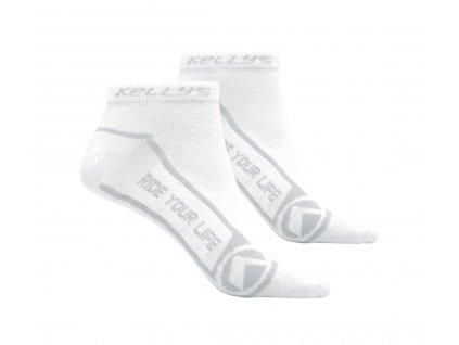 Ponožky KELLYS FIT white 38-42