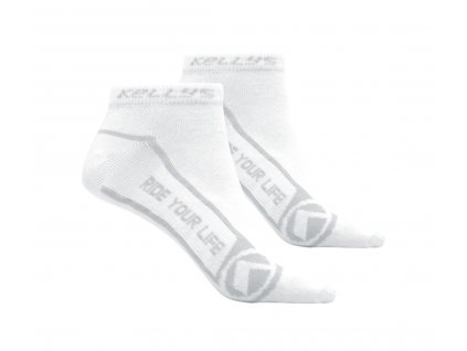 Ponožky KELLYS FIT white 43-47