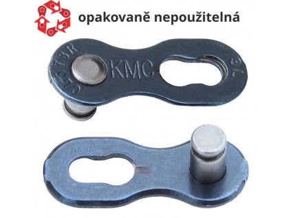 spojka řetězu KMC 6-8 speed, baleno po 5 ks (cena za 1 ks)