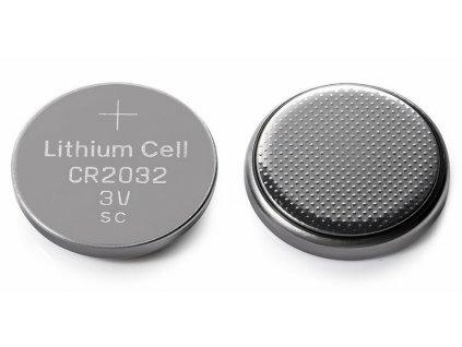 baterie CR 2032 do computerů a pulsmetrů