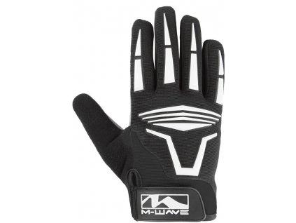 rukavice M-WAVE Touchscreen černé vel.XL