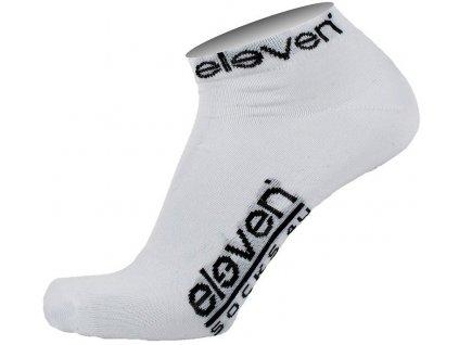 ponožky ELEVEN Luca BASIC SIGN vel. 2- 4 (S) bílá