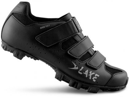tretry LAKE MX161 černé vel.48