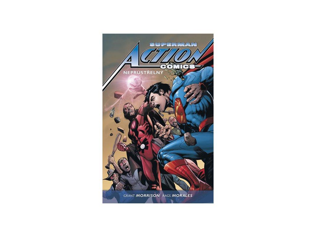 Superman Action comics 2 - Neprůstřelný