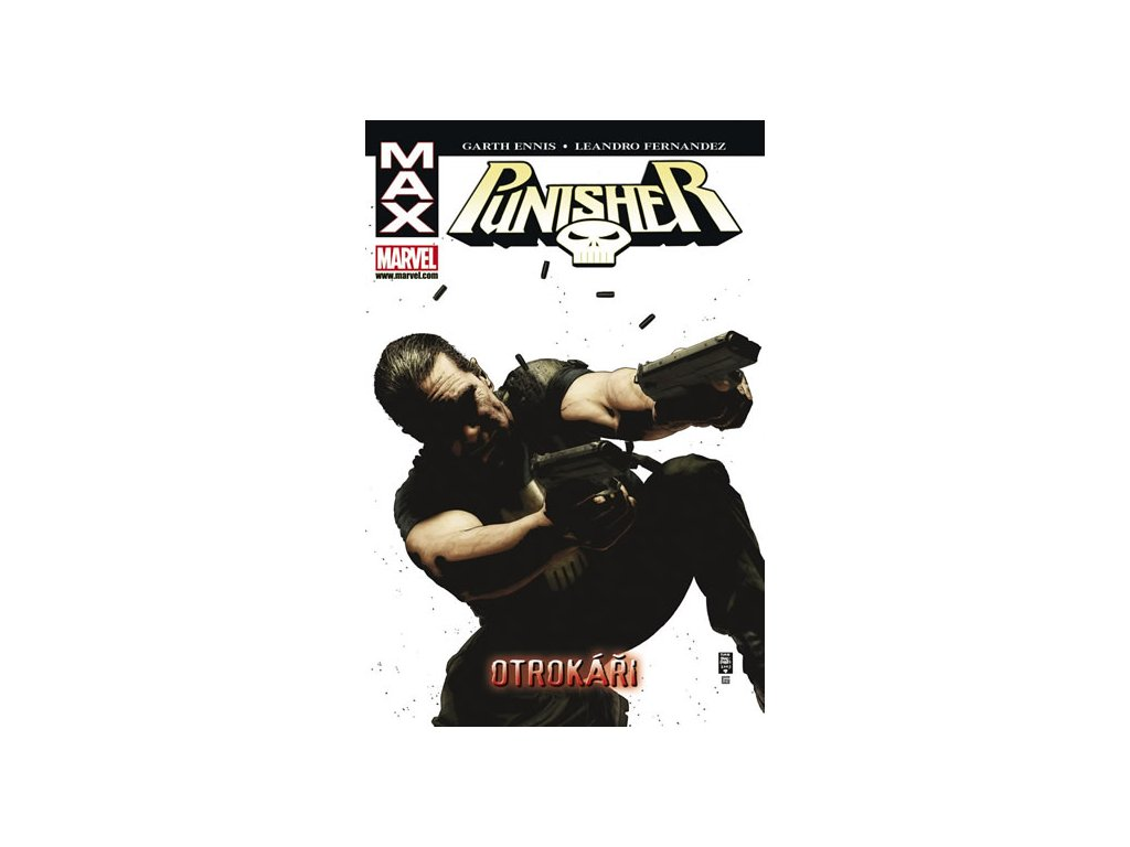 Punisher Max 5 - Otrokáři