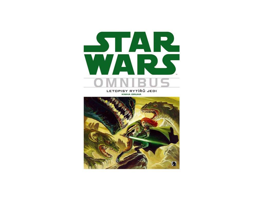 Star Wars - Omnibus - Letopisy rytířů Jedi 2