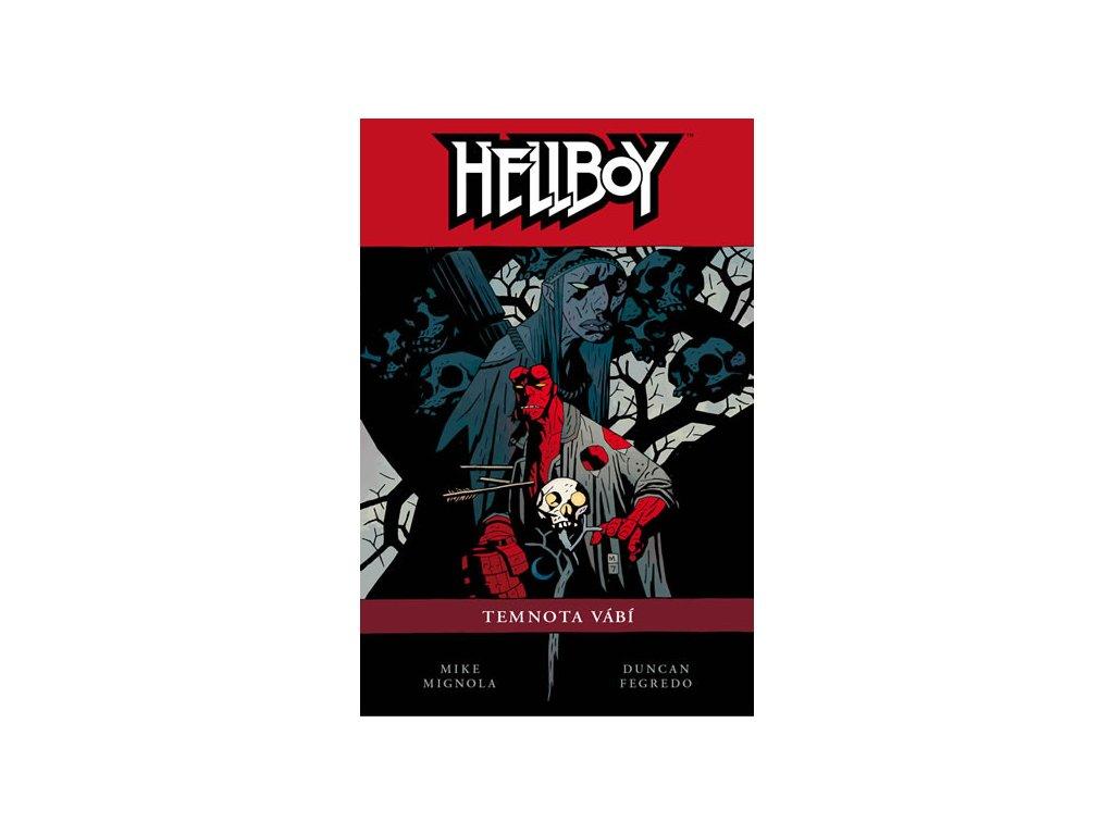 Hellboy 8 - Temnota vábí