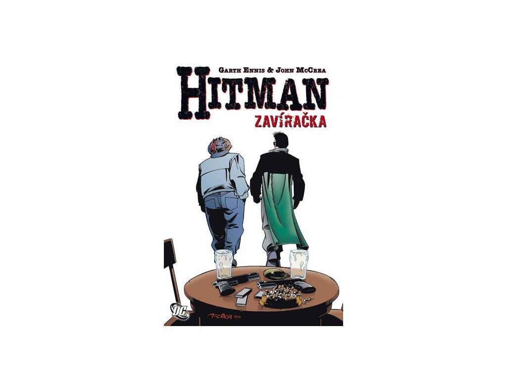 Hitman 8 - Zavíračka