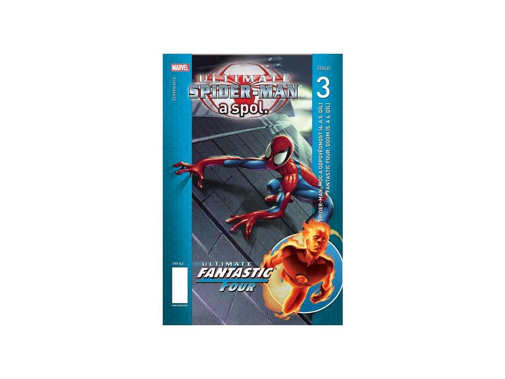 Ultimate Spider-Man a spol. 3