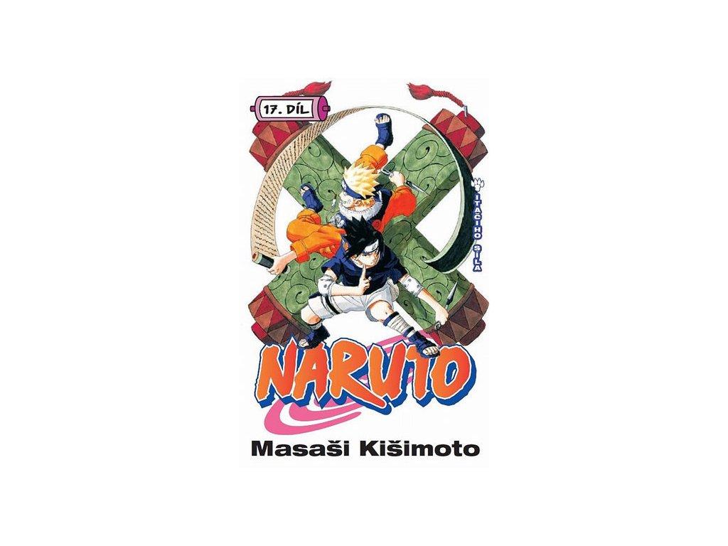 Naruto 17 - Itačiho síla