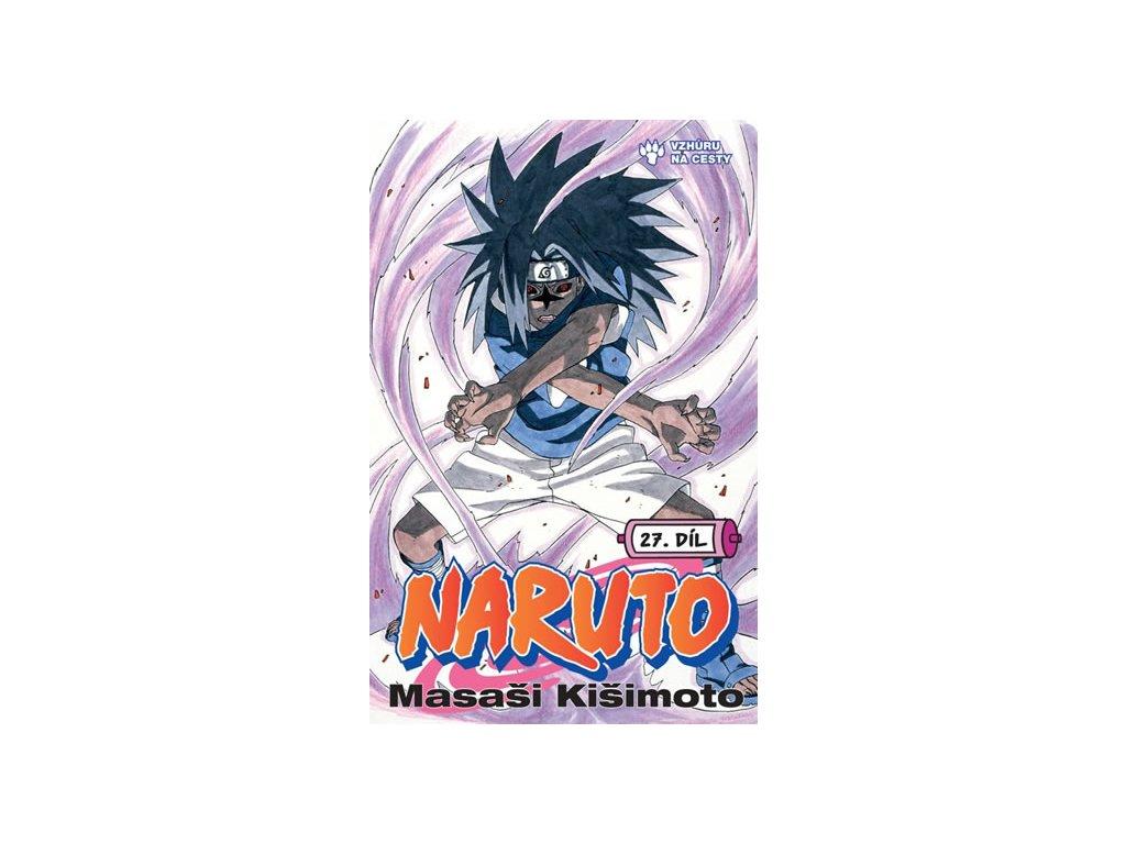 Naruto 27 - Vzhůru na cesty