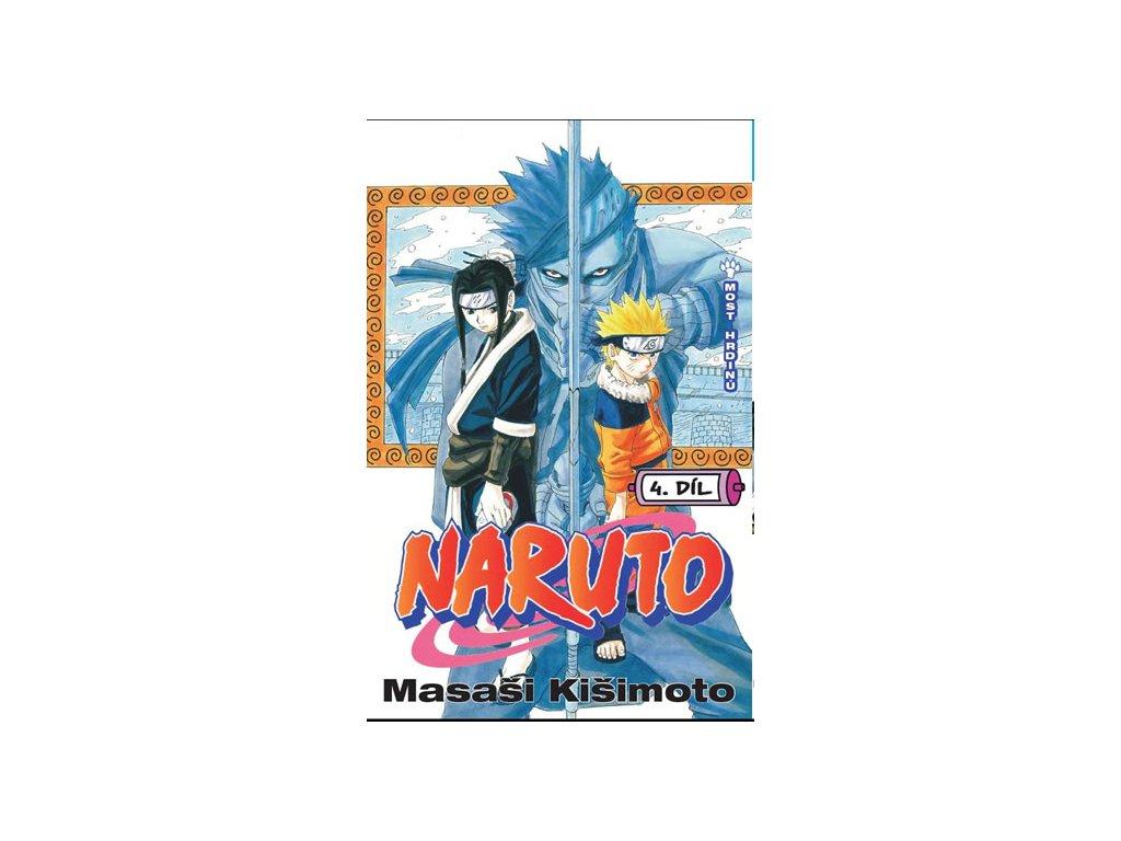 Naruto 4 - Most hrdinů