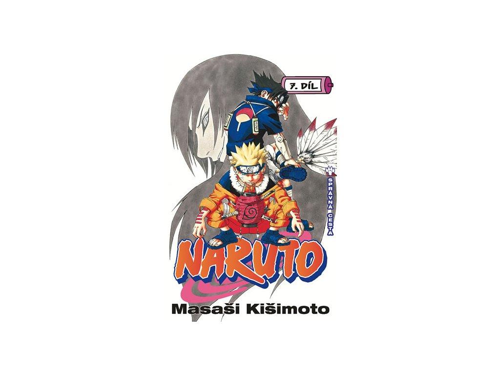 Naruto 7 - Správná cesta