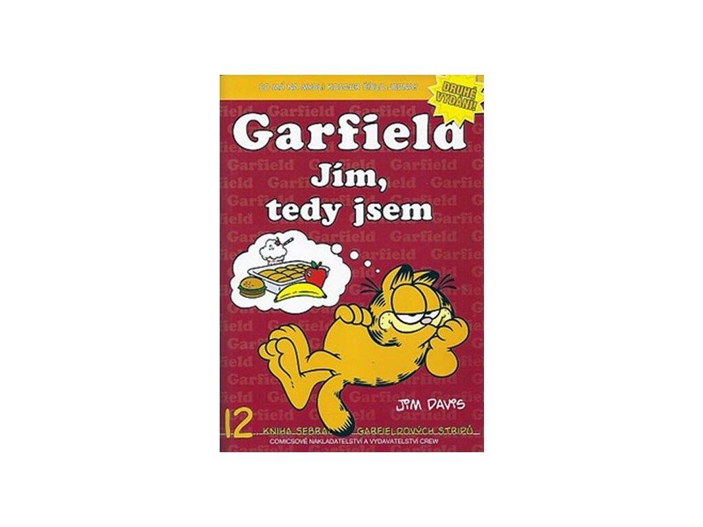 Garfield  Jím, tedy jsem (č.12)