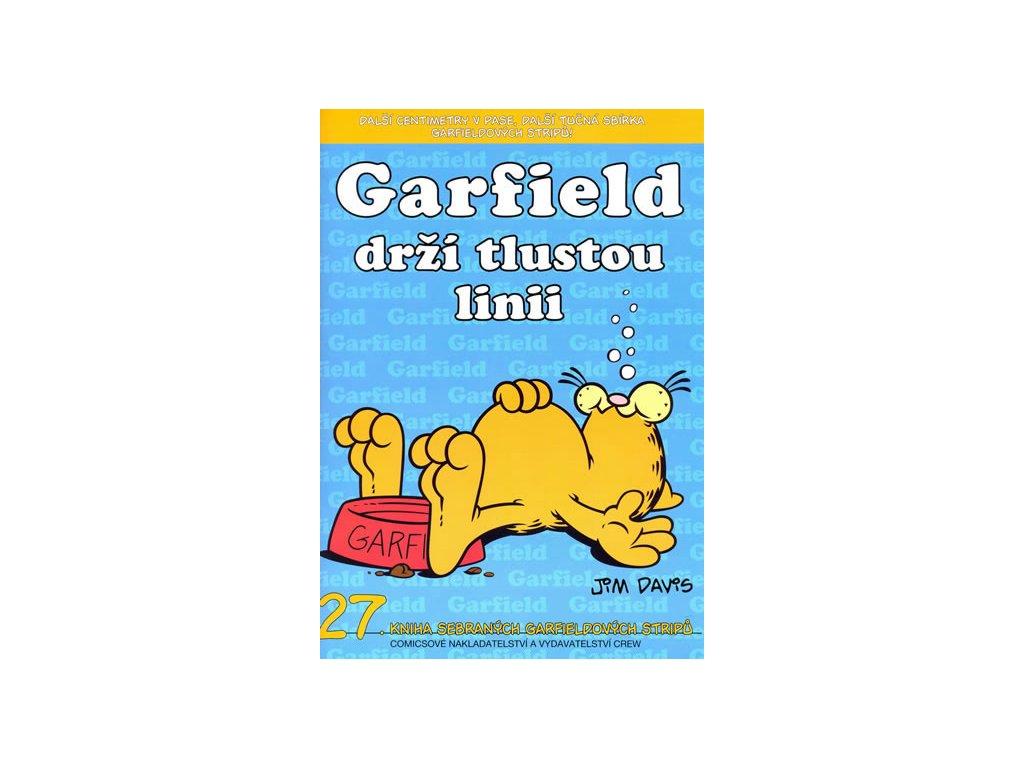 Garfield drží tlustou linii (č.27)