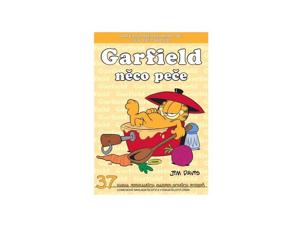 Garfield něco peče (č. 37)