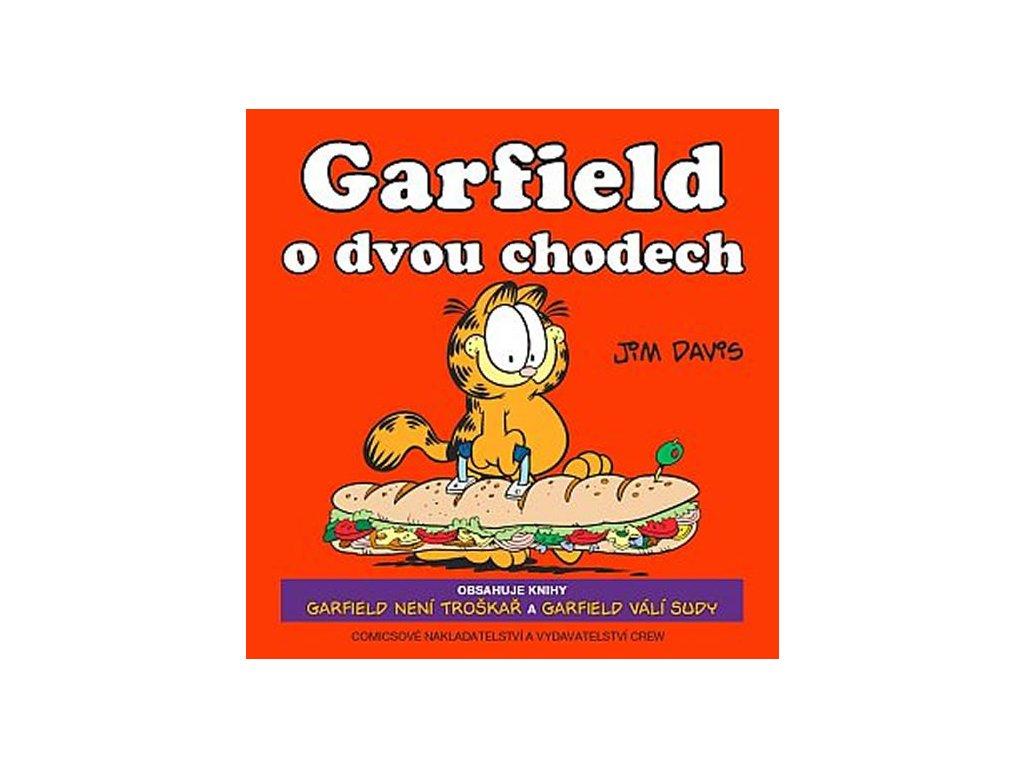 330798 1 garfield o dvou chodech